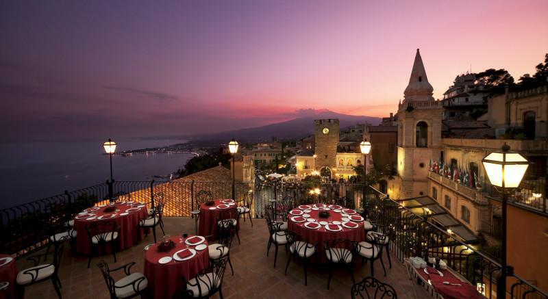 Taormina – cliente Ristorante Baronessa