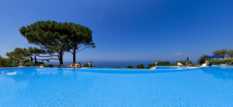 Caesar Augustus Hotel 5 *****- Capri