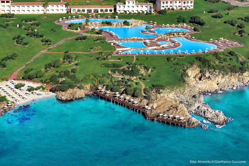 Colonna Resort 5*****- cliente ITI Hotels – Porto Cervo – Costa Smeralda – Sardegna