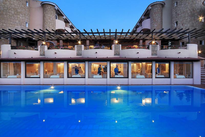 Grand Hotel Smeraldo – Gruppo ITI Hotels – Baia Sardinia – Sardegna