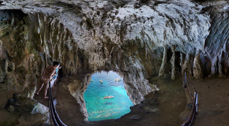 Grotta Bianca Capri