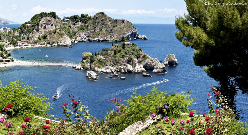 Isolabella – Taormina – cliente Comune Taormina