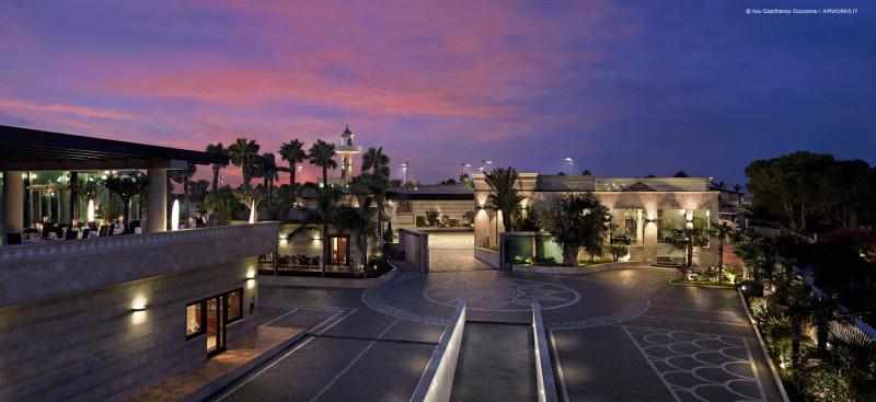 Grand Hotel Minareto – Luxury Hotel – Siracusa