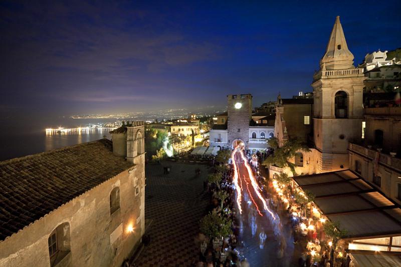 Taormina – Venerdì Santo – cliente Comune Taormina