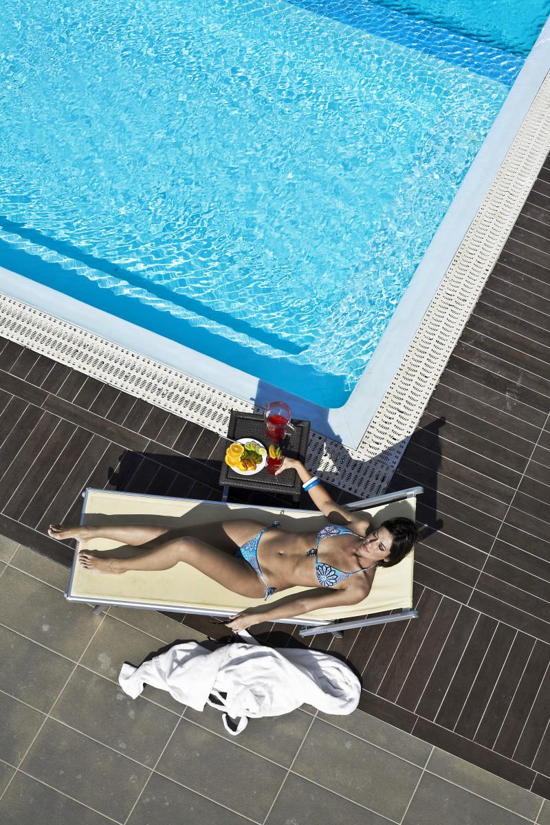 Poggio del Sole Resort – fotografata con drone