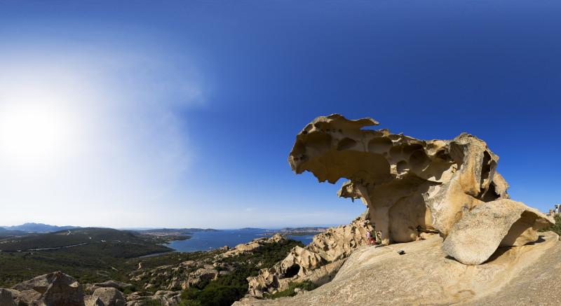 Roccia dell'Orso – cliente Provincia Olbia Tempio – Sardegna