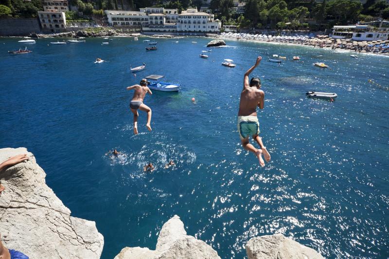 Baia di Mazzarò – cliente Comune di Taormina