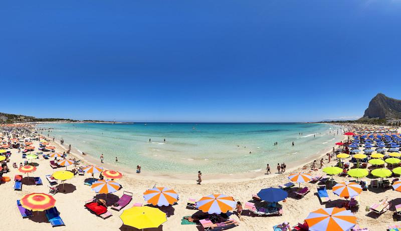 San Vito Lo Capo – Spiaggia – cliente Provincia di Trapani
