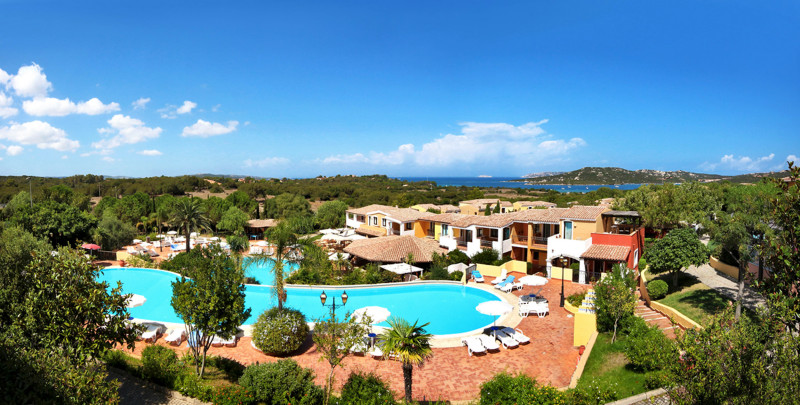 Santa Clara Resort – Gruppo I Grandi Viaggi – Costa Smeralda – Sardegna