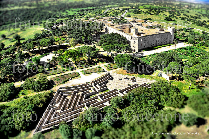 Castello di Donnafugata – I luoghi di Montalbano – Ragusa
